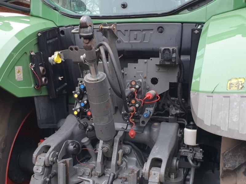 Traktor des Typs Fendt 722 Vario Profi, Gebrauchtmaschine in Twistringen (Bild 5)