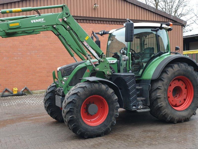 Traktor des Typs Fendt 722 Vario Profi, Gebrauchtmaschine in Twistringen (Bild 1)