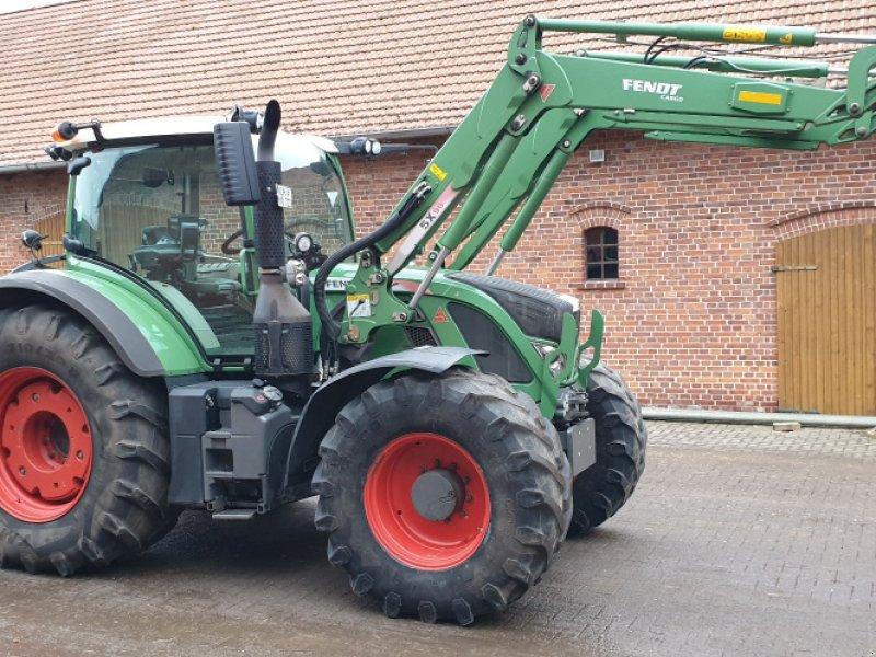 Traktor des Typs Fendt 722 Vario Profi, Gebrauchtmaschine in Twistringen (Bild 2)