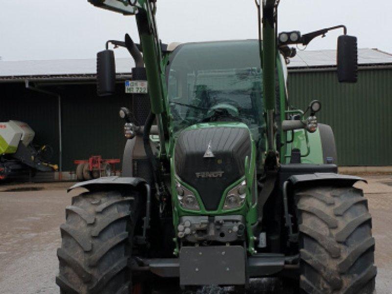 Traktor des Typs Fendt 722 Vario Profi, Gebrauchtmaschine in Twistringen (Bild 3)