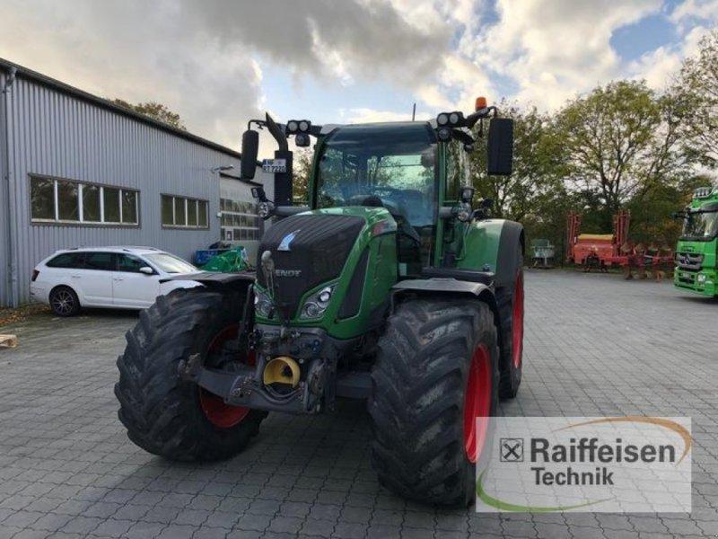Traktor du type Fendt 722 Vario ProfiPlus, Gebrauchtmaschine en Husum (Photo 1)