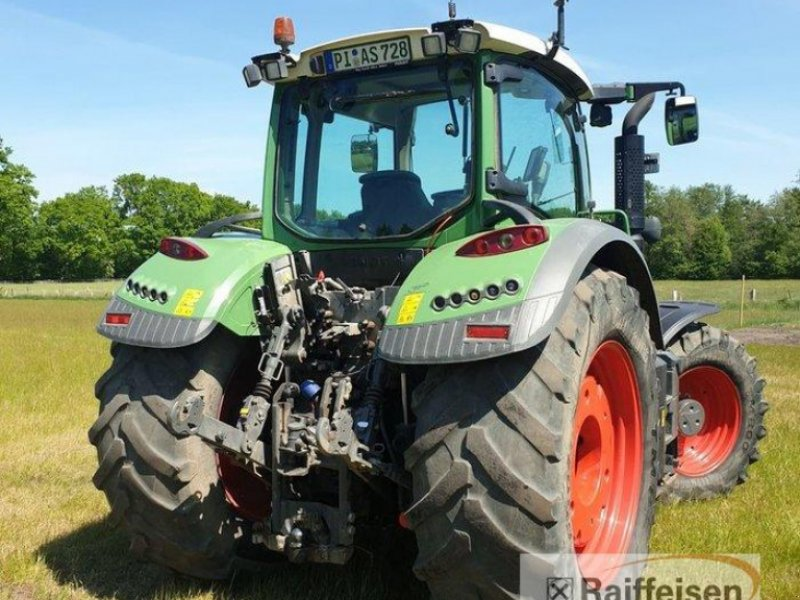 Traktor du type Fendt 722 Vario S4 Power, Gebrauchtmaschine en Bad Oldesloe (Photo 9)