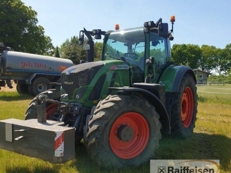 Traktor du type Fendt 722 Vario S4 Power, Gebrauchtmaschine en Bad Oldesloe (Photo 1)