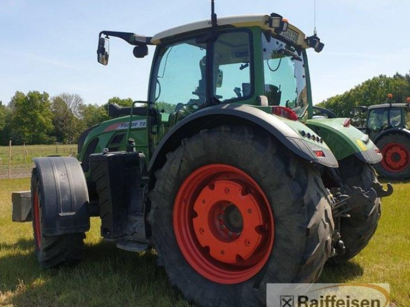Traktor du type Fendt 722 Vario S4 Power, Gebrauchtmaschine en Bad Oldesloe (Photo 8)