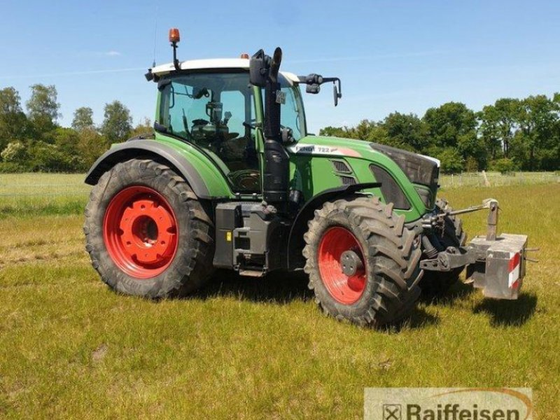 Traktor du type Fendt 722 Vario S4 Power, Gebrauchtmaschine en Bad Oldesloe (Photo 5)