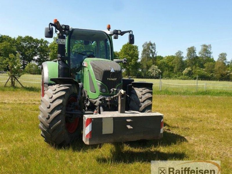 Traktor du type Fendt 722 Vario S4 Power, Gebrauchtmaschine en Bad Oldesloe (Photo 2)