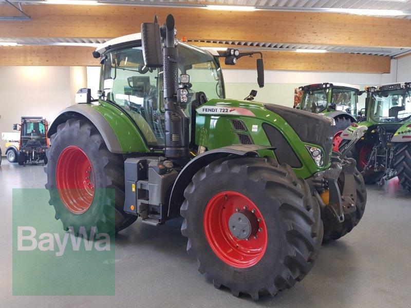 Traktor des Typs Fendt 722 Vario S4 Profi Plus mit Garantie u.RTK Novatel, Gebrauchtmaschine in Bamberg (Bild 1)
