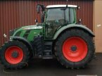 Traktor des Typs Fendt 722 Vario S4 Profi Plus in Tülau-Voitze