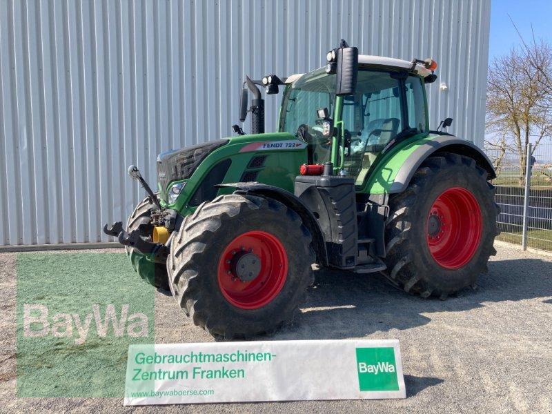 Traktor του τύπου Fendt 722 Vario S4 Profi Plus, Gebrauchtmaschine σε Giebelstadt (Φωτογραφία 1)