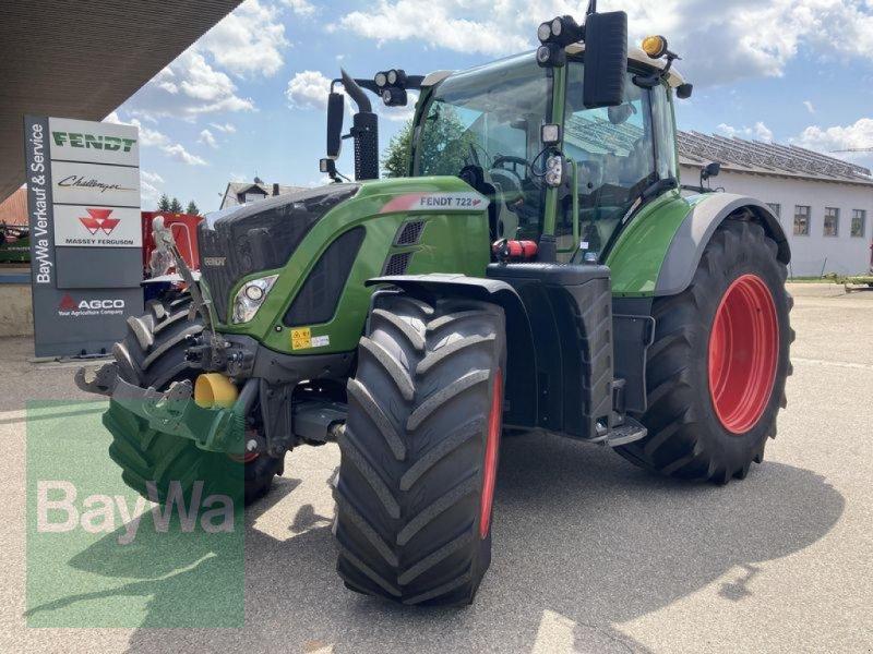 Traktor des Typs Fendt 722 VARIO S4 PROFI PLUS, Gebrauchtmaschine in Obertraubling (Bild 1)