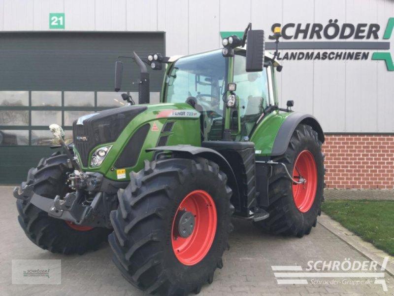 Traktor des Typs Fendt 722 Vario S4 Profi Plus, Gebrauchtmaschine in Twistringen (Bild 1)