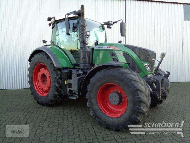 Traktor типа Fendt 722 VARIO S4 PROFI, Gebrauchtmaschine в Ahlerstedt (Фотография 1)