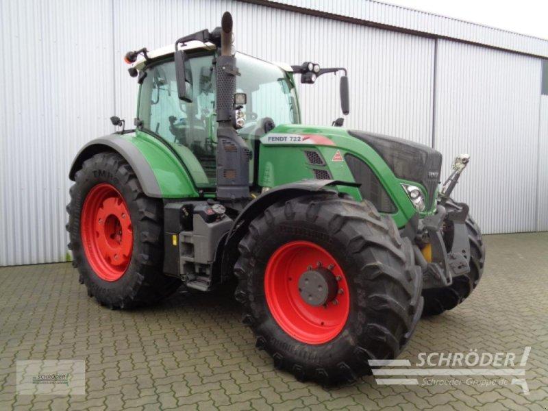 Traktor типа Fendt 722 VARIO S4 PROFI, Gebrauchtmaschine в Wildeshausen (Фотография 1)