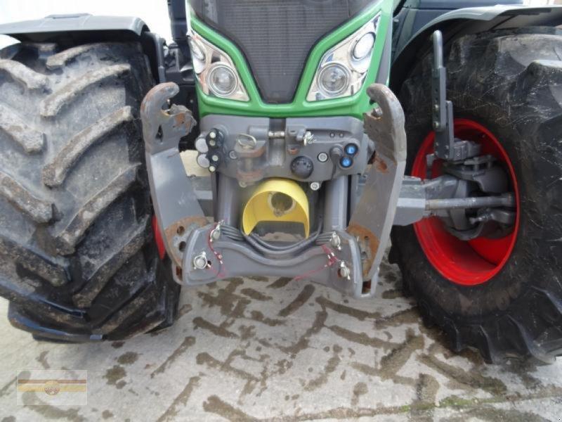 Traktor des Typs Fendt 722 Vario S4 ProfiPlus, Gebrauchtmaschine in Böklund (Bild 4)