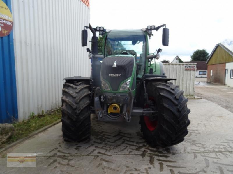 Traktor des Typs Fendt 722 Vario S4 ProfiPlus, Gebrauchtmaschine in Böklund (Bild 3)