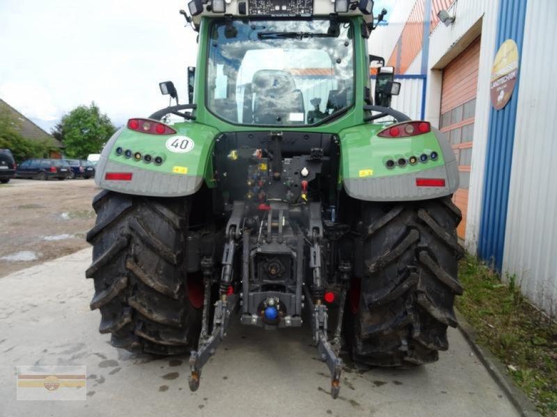 Traktor des Typs Fendt 722 Vario S4 ProfiPlus, Gebrauchtmaschine in Böklund (Bild 8)
