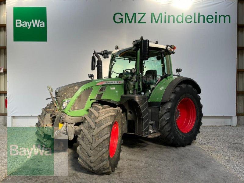 Traktor типа Fendt 722 VARIO SCR PROFI PLUS, Gebrauchtmaschine в Mindelheim (Фотография 1)