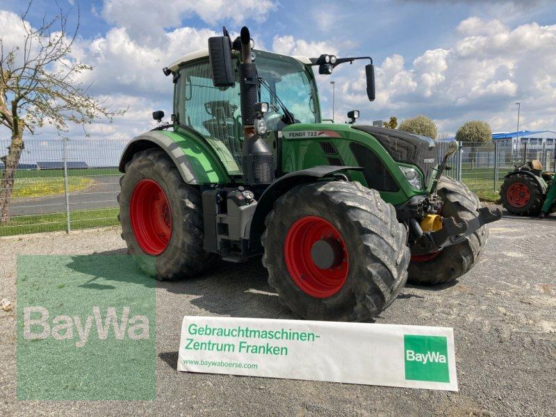 Traktor des Typs Fendt 722 Vario SCR Profi Plus, Gebrauchtmaschine in Giebelstadt (Bild 1)