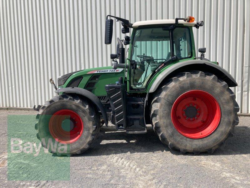 Traktor des Typs Fendt 722 Vario SCR Profi Plus, Gebrauchtmaschine in Giebelstadt (Bild 2)