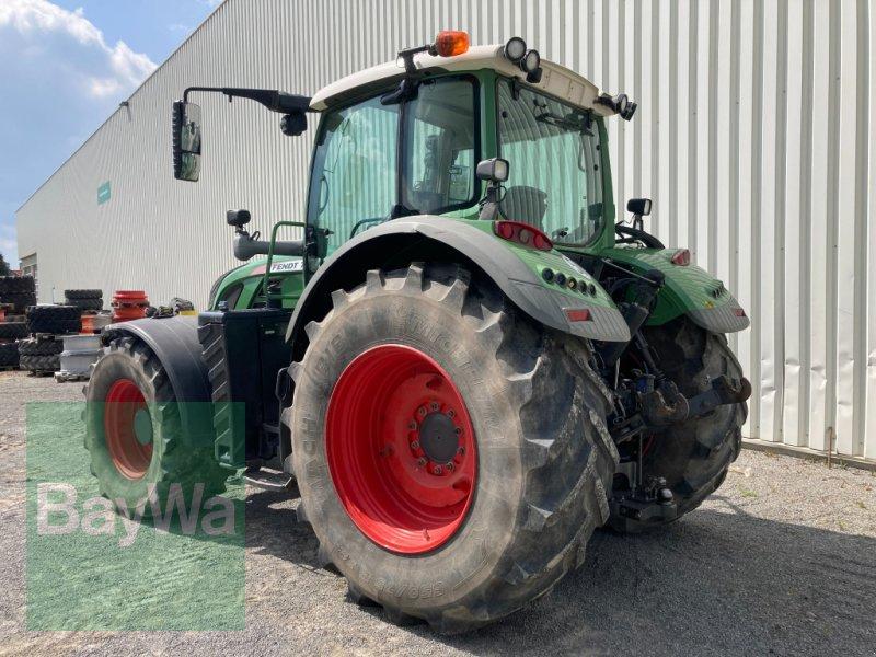 Traktor des Typs Fendt 722 Vario SCR Profi Plus, Gebrauchtmaschine in Giebelstadt (Bild 3)