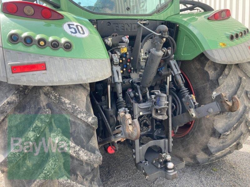 Traktor des Typs Fendt 722 Vario SCR Profi Plus, Gebrauchtmaschine in Giebelstadt (Bild 5)