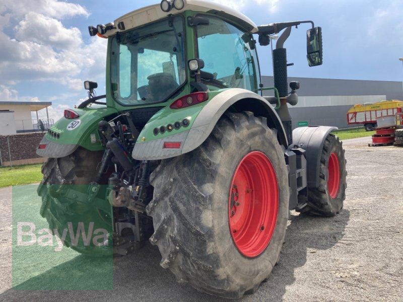 Traktor des Typs Fendt 722 Vario SCR Profi Plus, Gebrauchtmaschine in Giebelstadt (Bild 6)