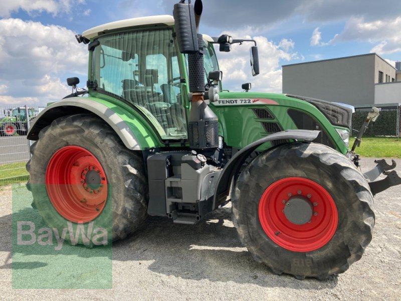 Traktor des Typs Fendt 722 Vario SCR Profi Plus, Gebrauchtmaschine in Giebelstadt (Bild 7)