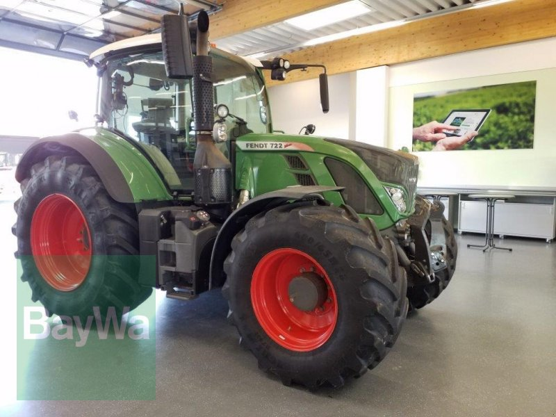 Traktor του τύπου Fendt 722 Vario SCR Profi Plus, Gebrauchtmaschine σε Bamberg (Φωτογραφία 1)
