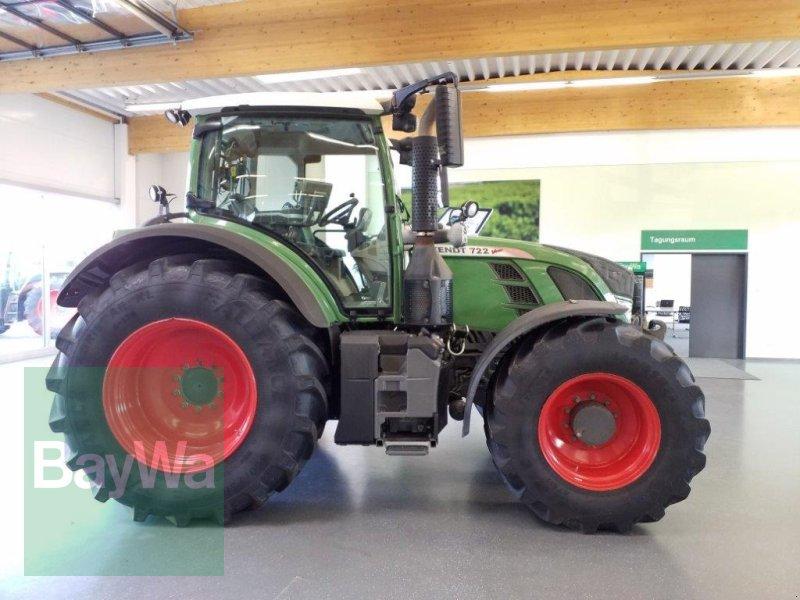 Traktor του τύπου Fendt 722 Vario SCR Profi Plus, Gebrauchtmaschine σε Bamberg (Φωτογραφία 2)