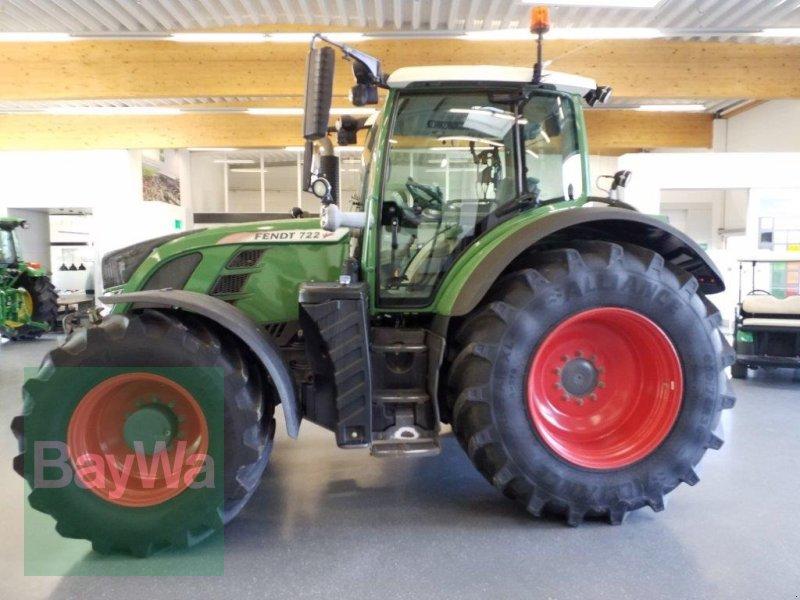 Traktor του τύπου Fendt 722 Vario SCR Profi Plus, Gebrauchtmaschine σε Bamberg (Φωτογραφία 3)