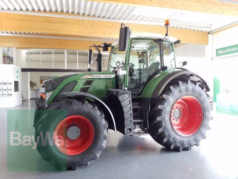 Traktor του τύπου Fendt 722 Vario SCR Profi Plus, Gebrauchtmaschine σε Bamberg (Φωτογραφία 4)