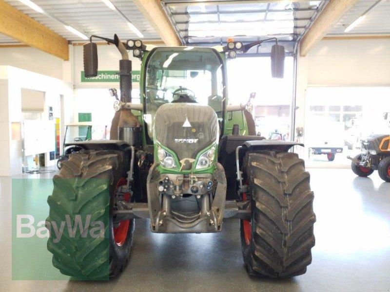 Traktor του τύπου Fendt 722 Vario SCR Profi Plus, Gebrauchtmaschine σε Bamberg (Φωτογραφία 9)