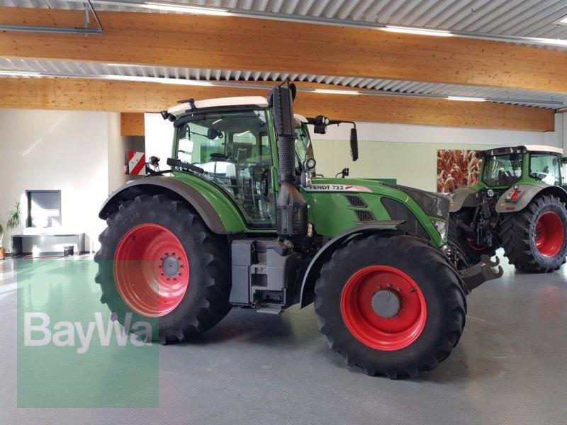 Traktor des Typs Fendt 722 Vario SCR Profi Plus, Gebrauchtmaschine in Bamberg (Bild 2)