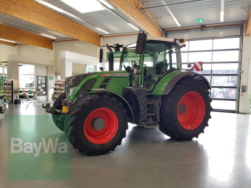 Traktor des Typs Fendt 722 Vario SCR Profi Plus, Gebrauchtmaschine in Bamberg (Bild 3)