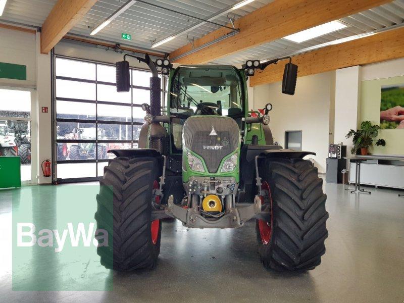 Traktor des Typs Fendt 722 Vario SCR Profi Plus, Gebrauchtmaschine in Bamberg (Bild 4)