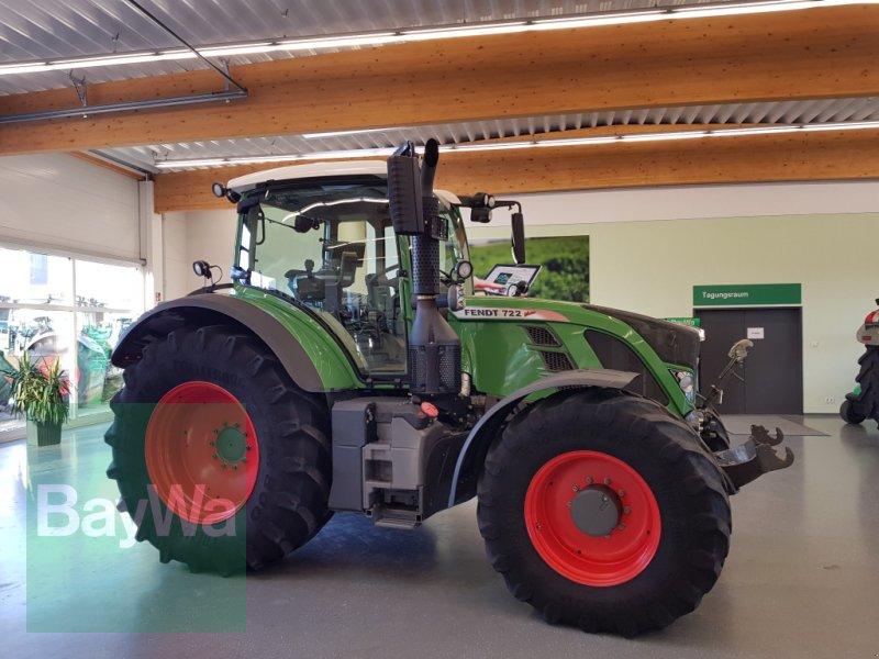 Traktor des Typs Fendt 722 Vario SCR Profi Plus, Gebrauchtmaschine in Bamberg (Bild 1)