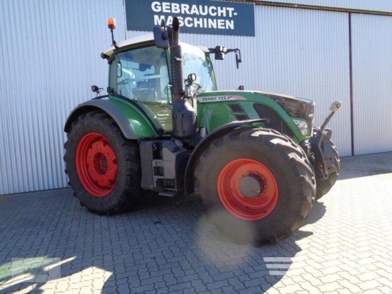 Traktor типа Fendt 722 VARIO SCR PROFI, Gebrauchtmaschine в Ahlerstedt (Фотография 1)