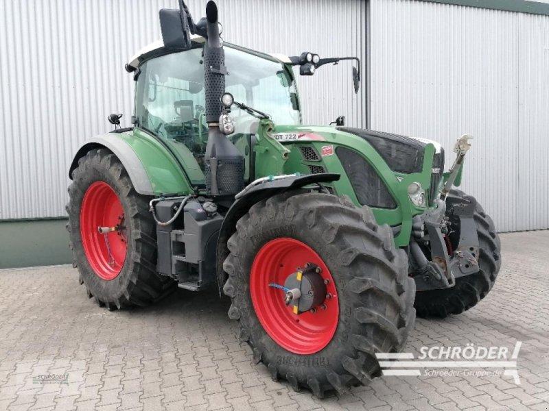 Traktor типа Fendt 722 VARIO SCR PROFI, Gebrauchtmaschine в Lastrup (Фотография 1)