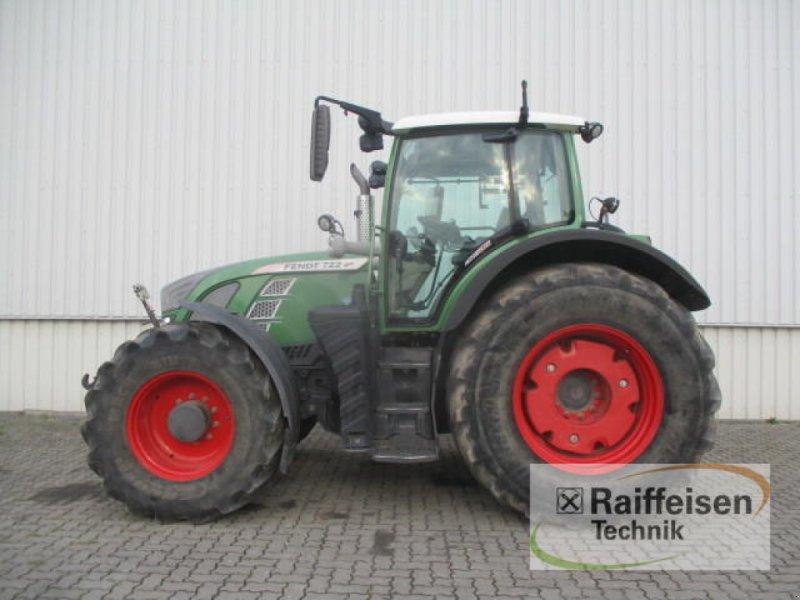 Traktor tipa Fendt 722 Vario SCR, Gebrauchtmaschine u Holle (Slika 1)
