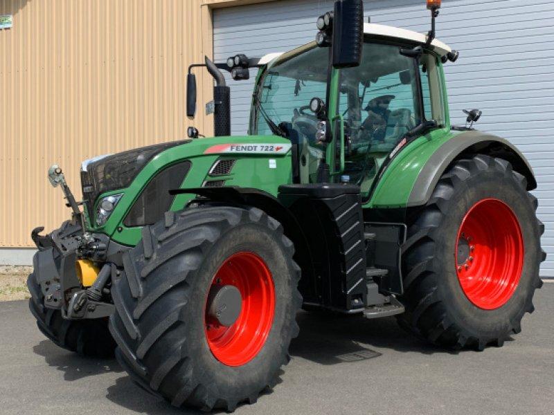 Traktor типа Fendt 722 Vario SCR, Gebrauchtmaschine в Bütthard (Фотография 1)