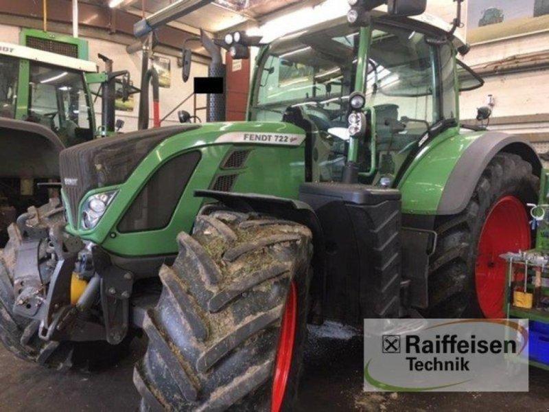 Traktor des Typs Fendt 722 Vario, Gebrauchtmaschine in Westerhorn (Bild 1)