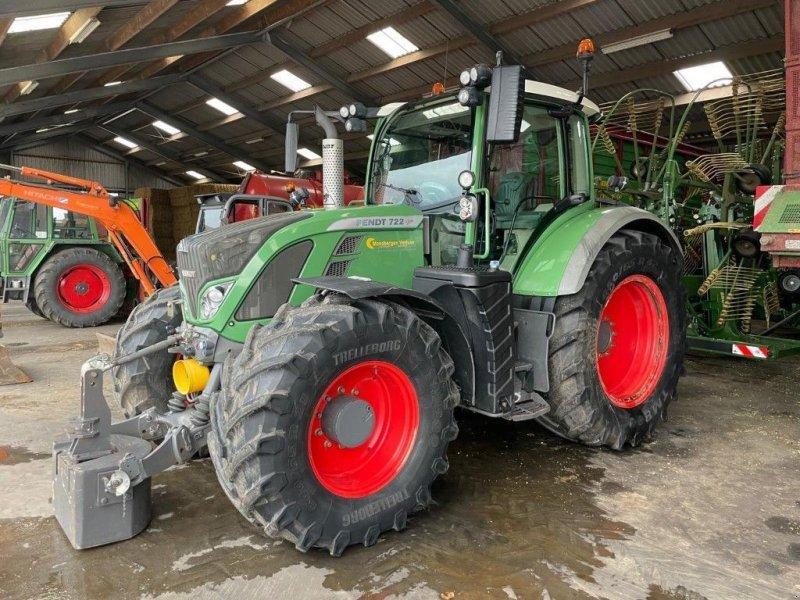 Traktor типа Fendt 722, Gebrauchtmaschine в BENNEKOM (Фотография 1)