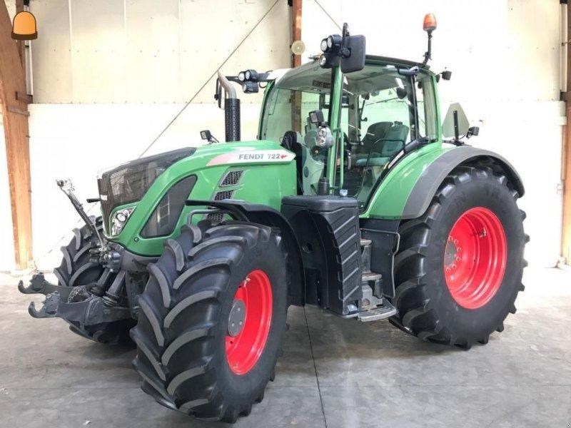 Traktor типа Fendt 722, Gebrauchtmaschine в Zoetermeer (Фотография 1)