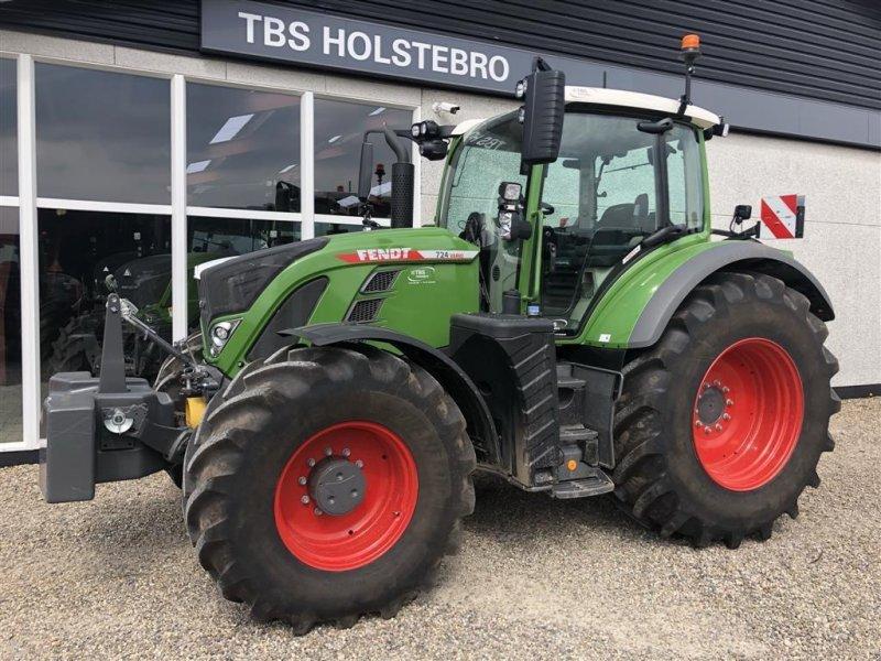 Traktor des Typs Fendt 724 Gen 6 Profi+ DEMO, Gebrauchtmaschine in Holstebro (Bild 1)