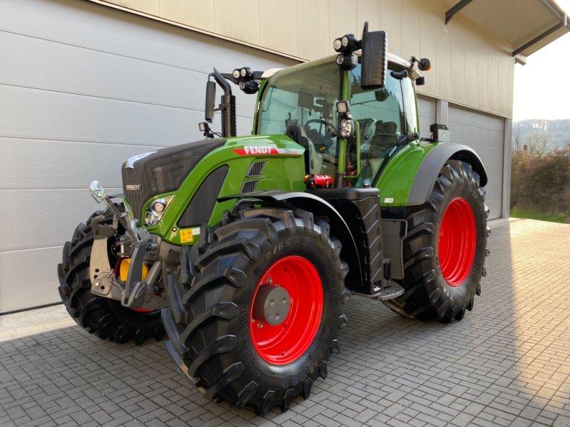 Traktor des Typs Fendt 724 Gen.6 Profi+ Profiplus Setting 2 Stage 5 2021, Gebrauchtmaschine in Weigendorf (Bild 1)