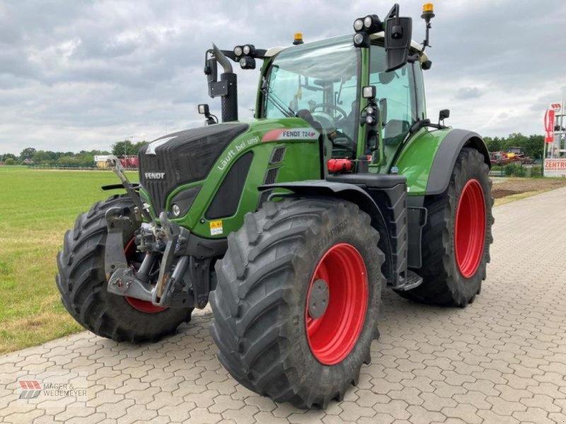 Traktor типа Fendt 724 POWER, Gebrauchtmaschine в Oyten (Фотография 1)
