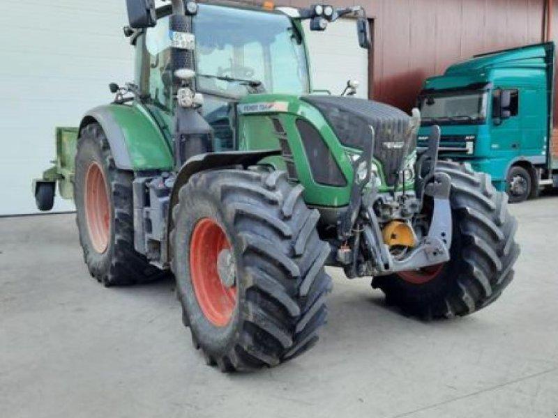 Traktor tipa Fendt 724 Profi mit Triebsatzschaden, Gebrauchtmaschine u Ostercappeln (Slika 1)