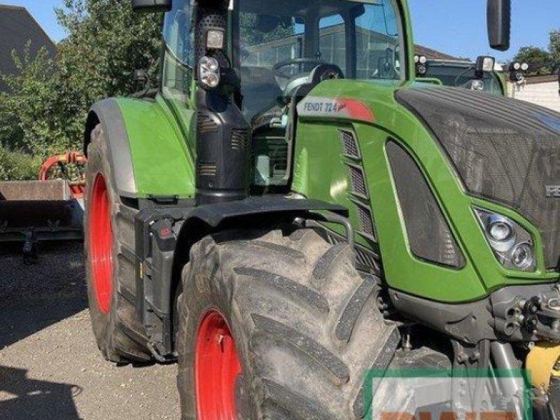 Traktor типа Fendt 724 Profi Plus, Gebrauchtmaschine в Lorsch (Фотография 1)
