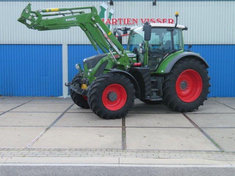 Traktor типа Fendt 724 Profi Plus, Gebrauchtmaschine в Joure (Фотография 1)