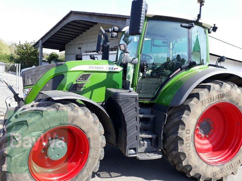 Traktor des Typs Fendt 724 Profi Plus, Gebrauchtmaschine in Nürtingen (Bild 1)